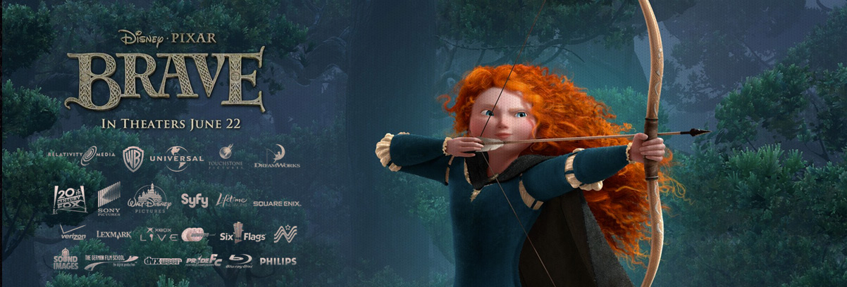 Brave – Trailers